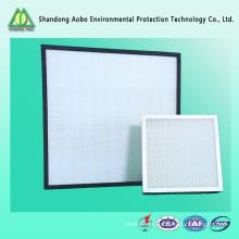 Box Filters Plenum Chamber Filtro de aire HEPA H13