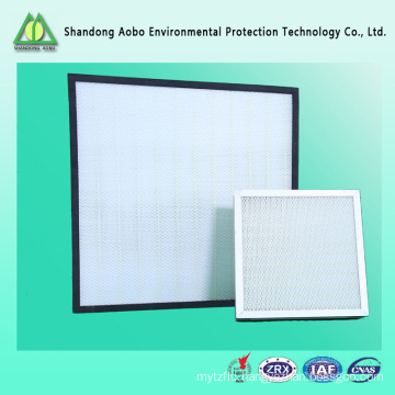 Box Filters Plenum Chamber Air Filter HEPA H13