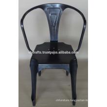 Vintage Industrial metal Chair