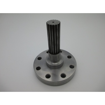 High Precision CNC Turning Aluminium Part