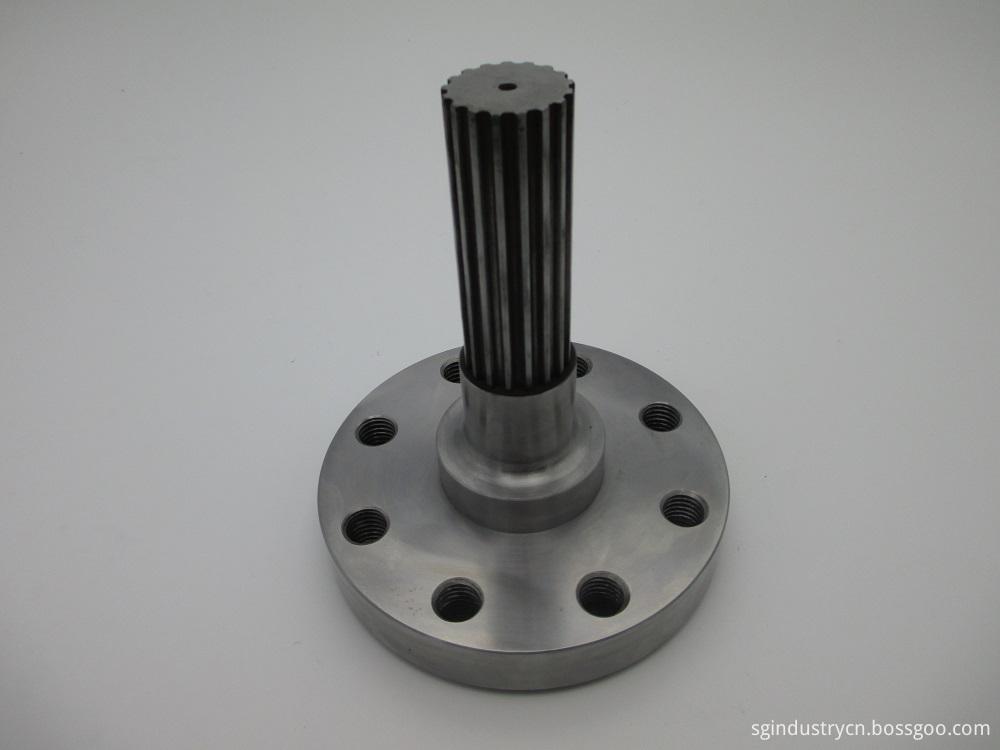High Precision CNC Machining Aluminum Part