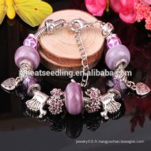Bracelet magnétique de mode 2016 Bracelet de mode de style dernier
