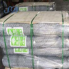 Galvanisierter Geflügel-dauerhafter Handelssechseckförmiger Maschendraht für Verkauf