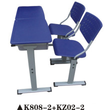 Double Student Chair and Desk for Children
