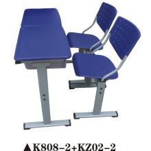 Двойной студент стул и стол для детей