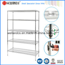 Wire Shelf Metal Display Shelves and Racks Manufacturer