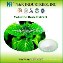 High quality Yohimbine extract 2%/4%/8%