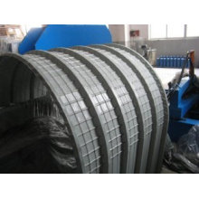 Main Power 0.85kw Hydraulic Arch Bending Machine For Corrugated Sheets