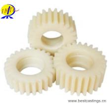 Pièces en plastique à injection de matière plastique à haute qualité