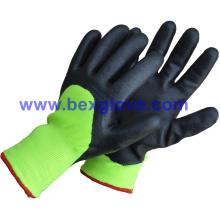 Термальные теплые зимние перчатки
