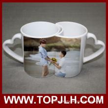 2016 Wholesale Sublimation Ceramic Lover′s Mug
