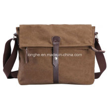 Leisure Floded Flap Sport Canvas Handbag (ZXS0032)