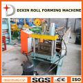 Máquina de formação de rolo de parafuso de aço de canal 75 C