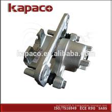 Kapaco Essieu arrière Couvercle d'étanchéité de frein gauche oem MR510542 pour Mitsubishi Pajero 3