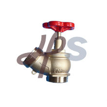 brass fire hose valve stock