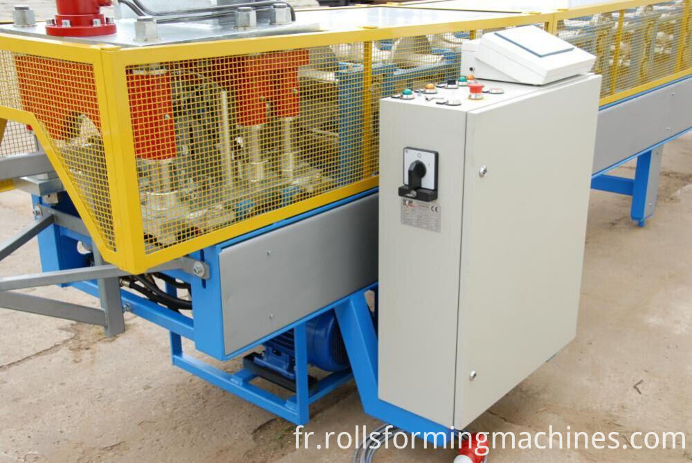 Roof Sheets Forming Machine