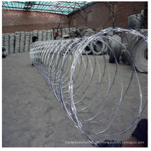 Low Price Concertina Razor Wire/Razor Barbed Wire ISO9001 Factory (YND-M-LPC)