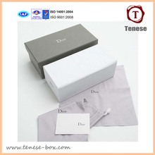 Luxury Cardboard Paper Gift Packaging Box with Logo Print