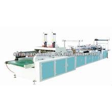 DRSQ-800 full automatic Square Bottom Plastic Bag Making Machine