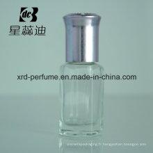 5ml vente chaude usine prix personnalisé mode bouteille en verre