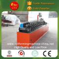 Máquina formadora de rolos de rack de armazenamento