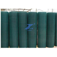 "1"" Aperture PVC Coated Welded Building Wire Mesh (TS-WM20)"