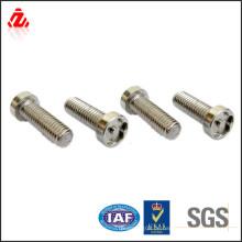 Kundenspezifische hochqualitative Edelstahl F593c Schraube