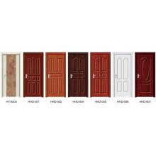 Puerta interna de madera de PVC (Serie HY)