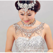 bridal diamond bra strap