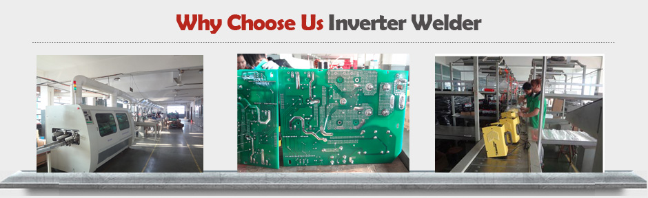 why choose inverter welders
