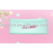 Gestrickte Mode Baumwolle weiß weich sticken Stirnband
