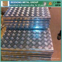 Plaque damier en aluminium de la vente chaude 2218