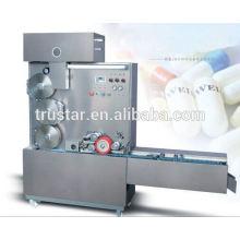 Máquina de impressão com cápsula