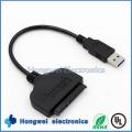 High Speed 7 + 15 Pin USB3.0 zu SATA Konverter USB Kabel