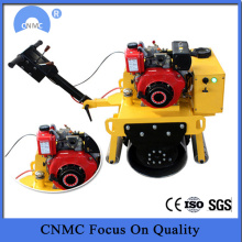 China New Product for Vibratory Road Roller 1 Ton Small Hydraulic Vibratory Road Roller supply to Bhutan Factories