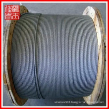 Wholesale 1x7 steel wire rope(manufacture)