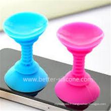 Gomme en silicone élastomère de mode pour iPhone Suction