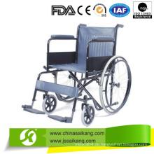 Preis der Powder Coating Stahlrahmen Rollstühle (CE / FDA / ISO)