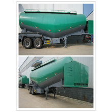 27cbm Twin Axle Concrete Mixer Truck Semi Trailer