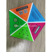 Lampu suluh timbul Lgf LED Backplane Membrane Switch