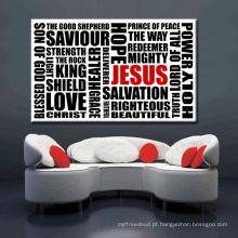 Artes de impressão de Jesus