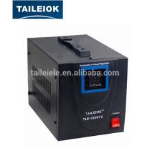 Ac 220V estabilizador / regulador de voltaje automático doméstico 1kw