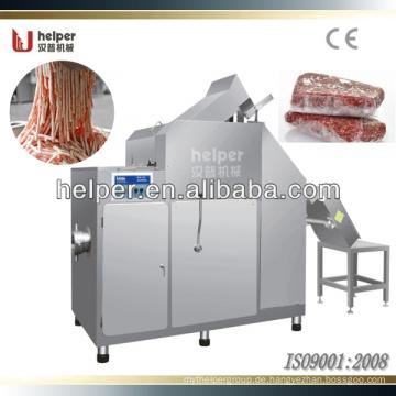 Fleischschneid- und Schleifmaschine