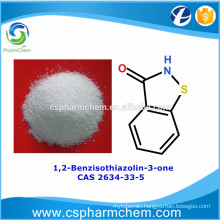 1,2-Benzisothiazolin-3-one, CAS 2634-33-5, BIT for Antimicrobial agent