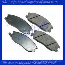 D1097 4K52-Y3-323Z 24234 for kia sedona brake pad