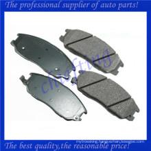 D1097 4K52-Y3-323Z 24234 for kia sedona brake pad