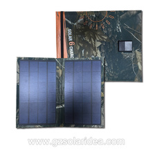 Waterproof Portable Wholesale Solar Power Phone Charger
