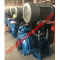 Abrasion Resistant Centrifugal Sand and Gravel Slurry Pumps