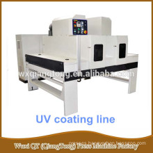 Wooden Paint Machine/UV Painting Line For MDF Sheet/Plywood/Solid Wood/Melamine Wood UV Roller Application