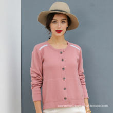 Custom Factory Directly Women Cashmere Sweater, 100% Cashmere Loose Women Sweater